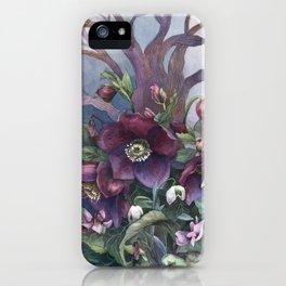 Woodland I iPhone Case
