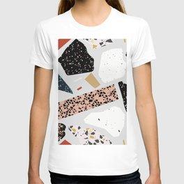 Terrazzo Art No.1 T-shirt