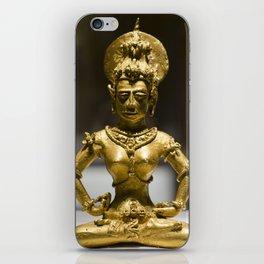 Agusan Gold Image iPhone Skin