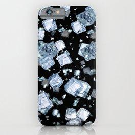 Ice Pattern Design iPhone Case