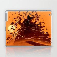 Construction of a Pyramid Laptop & iPad Skin