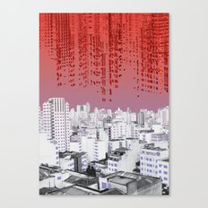 Skyline IXX Canvas Print