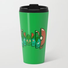 Poketryoshka - Grass Type Travel Mug