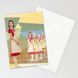 Work It Stationery Cards
