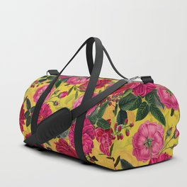 Vintage & Shabby Chic - Summer Tropical Garden Duffle Bag