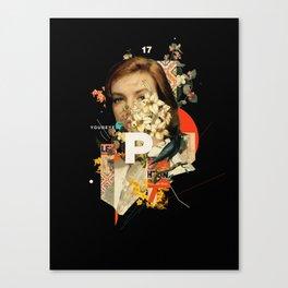YOUREYES Canvas Print