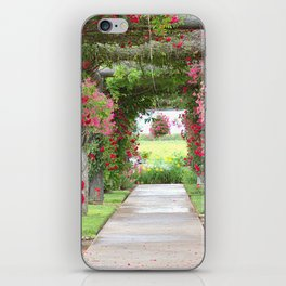 Enjoy the view iPhone Skin