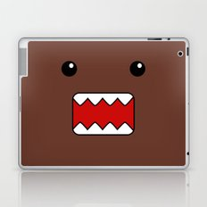 Domo Kun - Brown Japanese Monster Laptop & iPad Skin