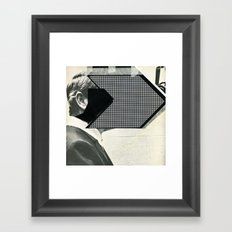 Bastardize | Perry Framed Art Print