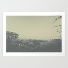 cleeton 2 Art Print