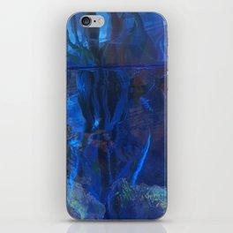 See through the fog iPhone Skin