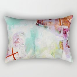 All That Changes... Rectangular Pillow