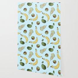 Fruit Pattern Wallpaper