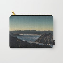 Tumultuous Waters Carry-All Pouch