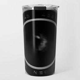 Old Camera Lens Travel Mug