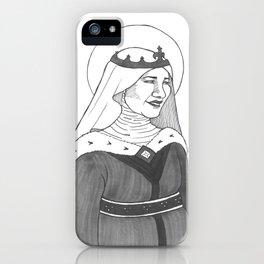 St. Elizabeth of Hungary iPhone Case
