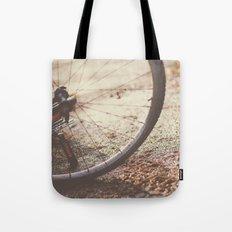 Bike Spokes  Tote Bag