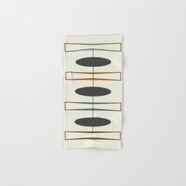 Mid-Century Modern 1.1 Hand & Bath Towel