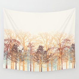 Trees Wall Tapestry