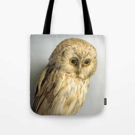 Wise Owl Tote Bag