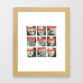 Class Nine Framed Art Print