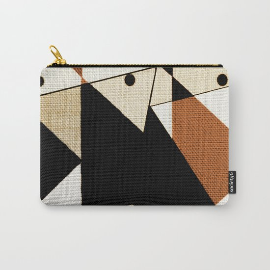 The Angular Birds Carry-All Pouch