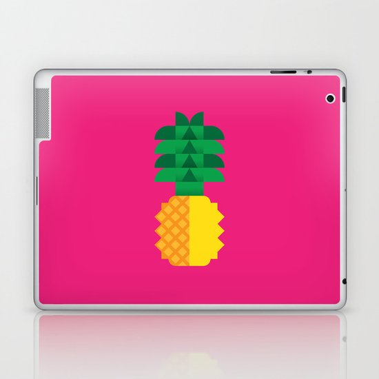 Fruit: Pineapple Laptop & iPad Skin