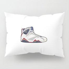 Jordan 7 OG Olympic  Pillow Sham