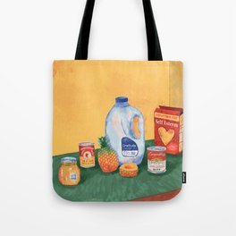 Meals For Success Tote Bag