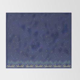 SCORPIO my cute horoscope Throw Blanket