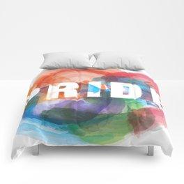 PRIDE 2018 Comforters