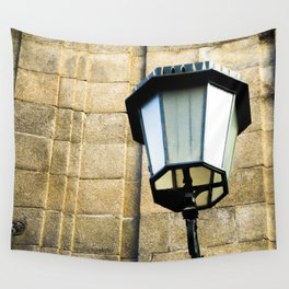 street lamp Wall Tapestry