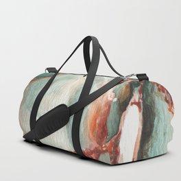 Jade Stone Duffle Bag