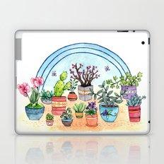 Household Plants Laptop & iPad Skin