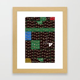 Tao Collection 2013, DRAGON  by Feyou Framed Art Print