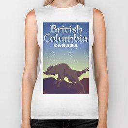 British Columbia Biker Tank