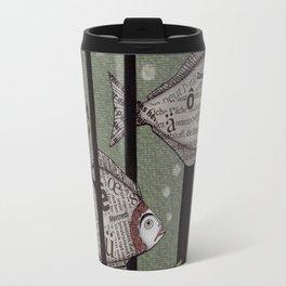 A Fishy Story Travel Mug