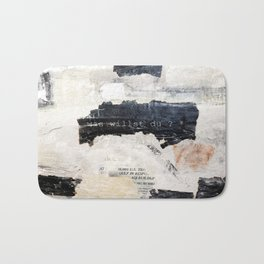 collage Bath Mat