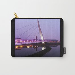 The Swansea Sail Bridge. Carry-All Pouch