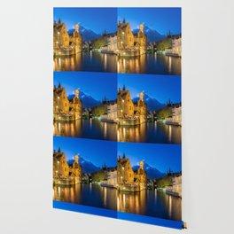 Bruges Canal Belgium Wallpaper