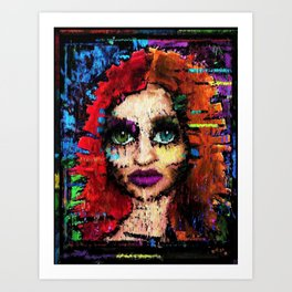 To Charm The Mind To Truths Own Way Art Print