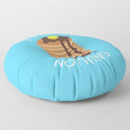 Carbe Diem Floor Pillow