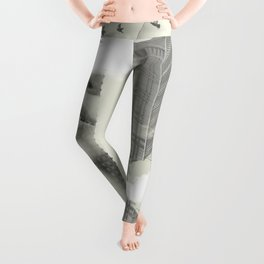 Town Facet Leggings