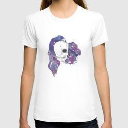 Split Image (Purple) T-shirt