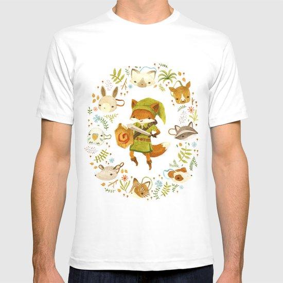 The Legend of Zelda: Mammal's Mask T-shirt