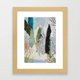 Keep It Lit Framed Art Print