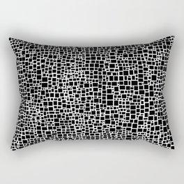 Black & White 6 Rectangular Pillow