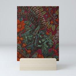 Krampus II Mini Art Print