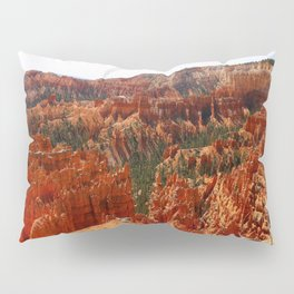 Sunset Point At  Bryce Canyon Pillow Sham