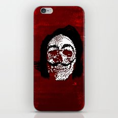 Salvador POSTportrait iPhone & iPod Skin
